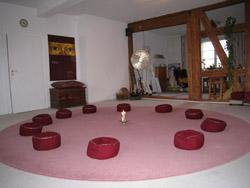 Vortragsraum im Rotes Haus